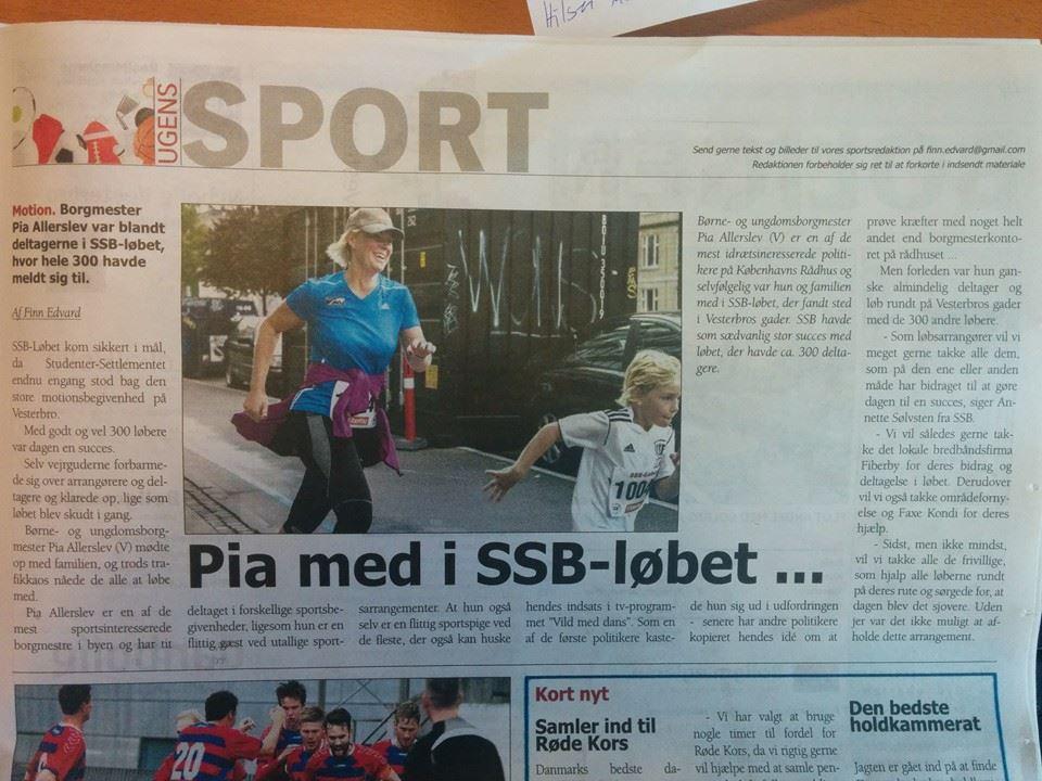 SSB sport pia